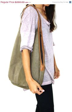 Hey, I found this really awesome Etsy listing at http://www.etsy.com/listing/130849204/charley-bag-soft-leather-bag-navy-green
