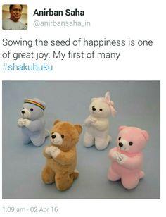 #happiness #shakubuku #NMRK.
