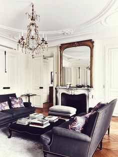 Dreamy Parisian Apartment   Artistic Odyssey
