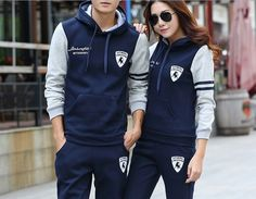 Find More Hoodies  amp  Sweatshirts Information about 2015 Classy Women  Track Suit Hooded Casual Slim 3b8df514b