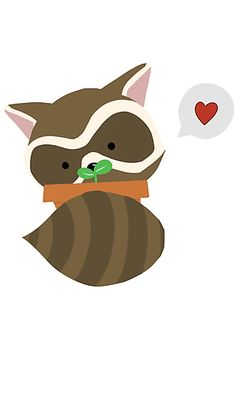 cute rocket and groot - Google Search