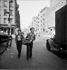 Stanley Kubrick Shoe Shine Boys, 1947