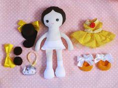 Boneca Mabe - Bela