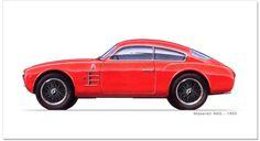 Maserati Zagato Mostro terá apenas cinco unidades - carros - Jornal do Carro