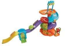 VTECH Toot-Toot Drivers Parking Tower Fun Toy Child Game Car Van Track Xmas New