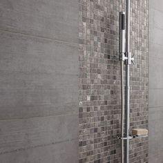 Adapté à la douche:Oui, sol et mur Epaisseur (en mm):8 ...