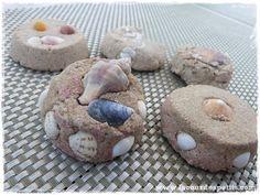 Moon sand modelage