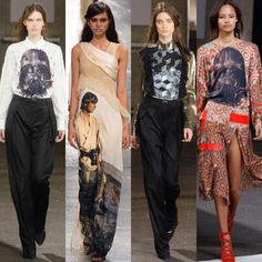 Star Wars inspiration by Preen LFW
