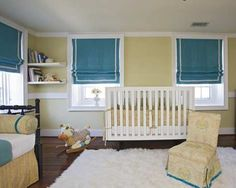 Baby Nursery Ideas - 20 Creative Baby Nursery Designs