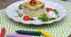 Veja esta receita de Empadão de atum. Esta e outras receitas no site Nestlé Cozinhar.