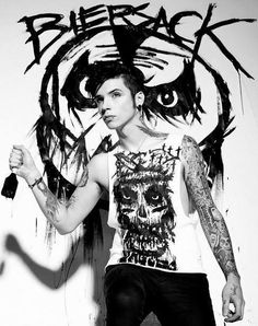 'Biersack' was Andy Biersacks first band