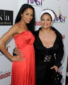 Director Debbie Allen  and her daughter actress Vivian Nixon