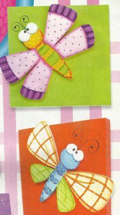 Estilo y formas en MDF Baby Vicks, Arte Country, Art N Craft, Foam Crafts, Tole Painting, Cute Cards, Paper Piecing, Wooden Signs, Wood Projects