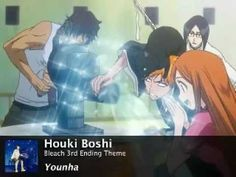 Bleach Ending (Younha - Houki Boshi) Megamix Remastered