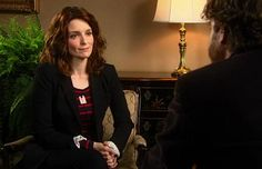 Between Two Ferns with Tina Fey