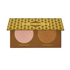 Discover the first-ever extensions to ZOEVA's bestselling Caramel Melange Eyeshadow Palette: The Caramel Melange Highlight (Face Palette). Pairing perfectly with the original, the lovely face palette flatters every skin tone. Highlight Face, Highlighting Makeup, Too Faced Highlighter, Highlighters, Skin Tone, Eyeshadow Palette, Extensions, Caramel, Salt Water Taffy