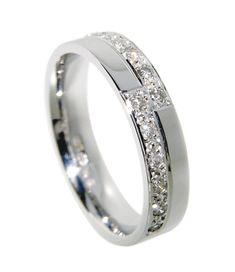 Joshua James Wedding Rings