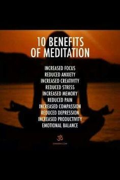 Yoga and meditation has helped me to transform for better. You can the check 10 best benefits of meditation and see how you can benefit by it by practicing it daily. Meditation Mantra, Meditation Benefits, Meditation Practices, Mindfulness Meditation, Guided Meditation, Meditation Crystals, Benefits Of Mindfulness, Vipassana Meditation, Mindfulness Training