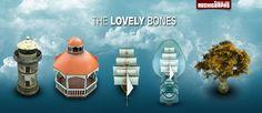 The Lovely Bones, Icon Set, Deviantart, Graphic Design, Digital, Illustration, Movie Posters, Film Poster, Illustrations
