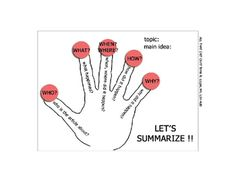 1000+ images about main idea - speech on Pinterest | Main Idea ...