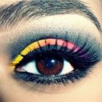 makeup ideas for brown eyes wow