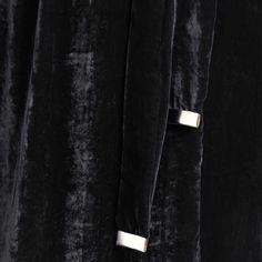 Black Velvet Wrap Dress Blue Velvet, Black Silk, Wrap Dress, Navy Blue, How To Wear, Spirit, Prom, Dresses, Fashion