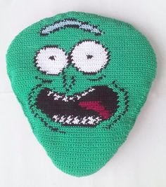 Rick and Morty bike seat cover