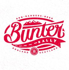 Bunter Rally by Andy Gilmore
