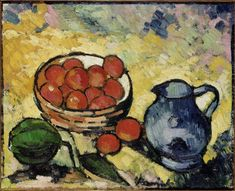 Still Life - Maurice de Vlaminck (4 April 1876 – 11 October 1958)