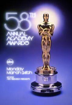 1986 58th Annual Academy Awards