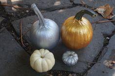 #DIY Pumpkins