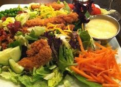 10 Salads with More Fat than a Big Mac