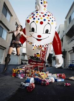 Wonderbread by David LaChapelle | 2002 | Digital C Print | 60 x 40"