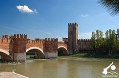 Verona, Castelvecchio.  Lago di Garda | @LagoGardaPoint | #LagodiGarda | #LakeGarda | #Gardasee | #LacdeGarde