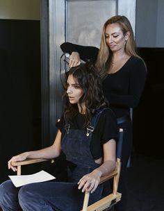 Hairstylist Jennifer Yepez on Working with 'Dream Girl' Salma Hayek, Her New Kérastase Gig and More