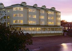So many inspirations from this hotel: Spindrift Inn, Cannery Row,  Moneterey, CA