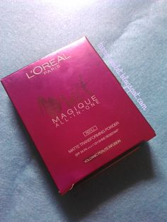Hey There!: REVIEW : L'OREAL Mat Magique All-In-One Matte Tran...