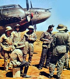 Luftwaffe North Africa WWII, pin by Paolo Marzioli