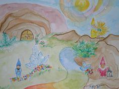 Waldorf ~ 1st grade ~ Math ~ Land of Numeria ~ story