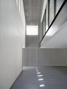 Arquitecturia Camps i Felip || Centro Cultural de Ferreries (Tortosa, España)