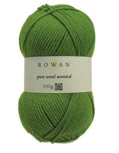 Rowan's Pure Wool Worsted
