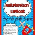 Do you need a way to have your students understand multiplication concepts?  This Common Core Aligned Lapbook should help.    4th Grade Common Core St...