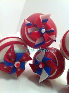 pinwheel cake pops - Google Search