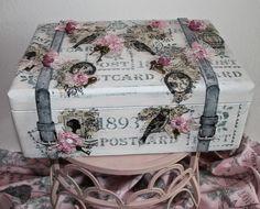 Beates-Kreative-Welten: do it yourself Vintage Koffer