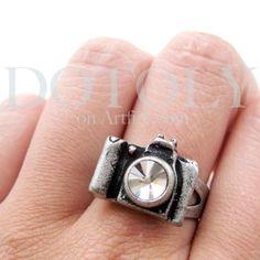 Cam Ring, Artfire.com $10.00
