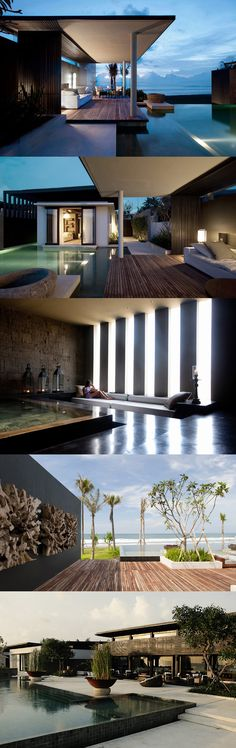 Amazing Bali Hotel in Peaceful Surroundings! -Alila Villas Soori, Bali by SCDA Architects