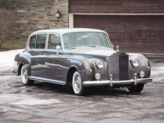 1962 Rolls-Royce Phantom V Limousine by Park Ward