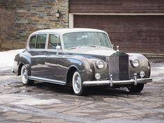 1962 Rolls-Royce Phantom V Limousine by Park Ward