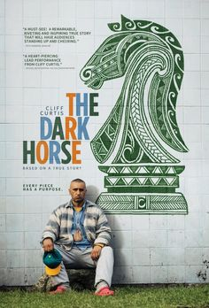 The Dark Horse (2014) ... After suffering a nervous breakdown, chess player Genesis Potini (Cliff Curtis) volunteers to teach a group of disadvantaged children how to play the game. (23-Jul-2016)