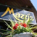 Mazzi's...best fettucini alfredo i've ever had